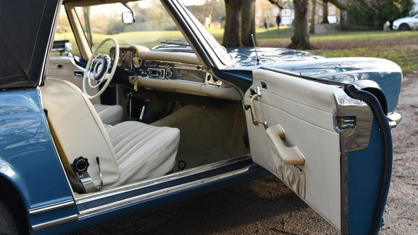 1968 Mercedes-Benz 280 SL Pagoda For Sale (picture 31 of 107)