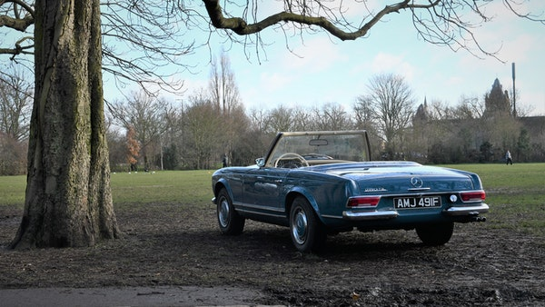 1968 Mercedes-Benz 280 SL Pagoda For Sale (picture 9 of 107)