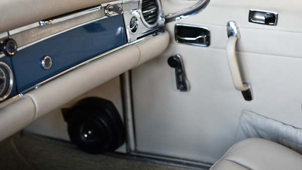 1968 Mercedes-Benz 280 SL Pagoda For Sale (picture 35 of 107)