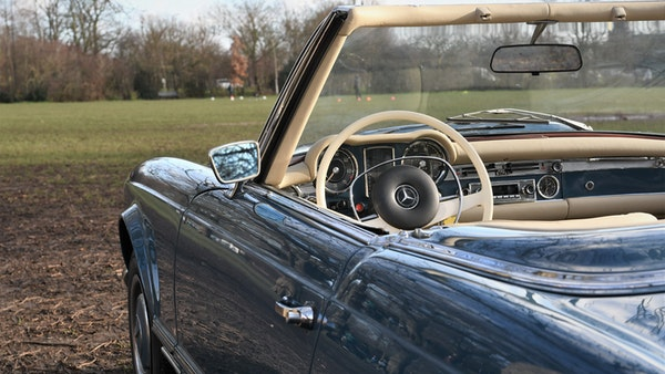 1968 Mercedes-Benz 280 SL Pagoda For Sale (picture 57 of 107)