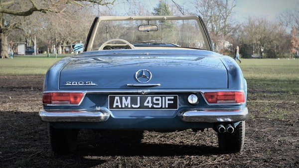 1968 Mercedes-Benz 280 SL Pagoda For Sale (picture 10 of 107)