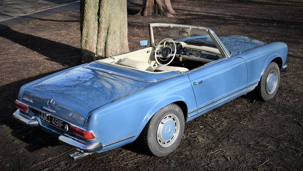 1968 Mercedes-Benz 280 SL Pagoda For Sale (picture 6 of 107)