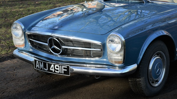 1968 Mercedes-Benz 280 SL Pagoda For Sale (picture 53 of 107)