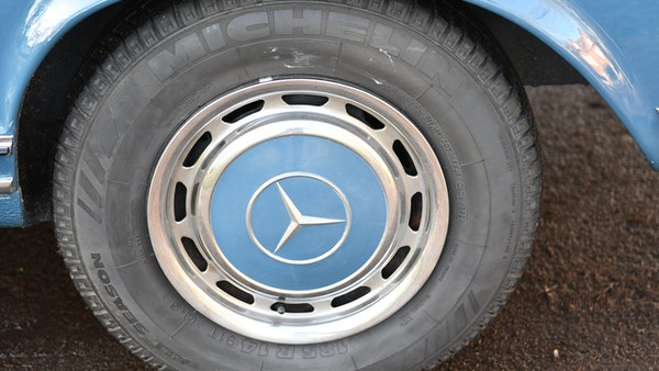 1968 Mercedes-Benz 280 SL Pagoda For Sale (picture 22 of 107)