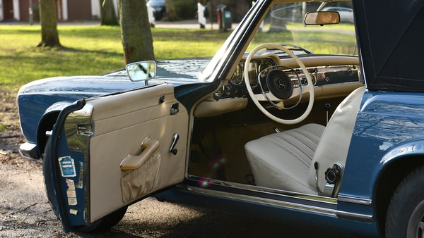 1968 Mercedes-Benz 280 SL Pagoda For Sale (picture 30 of 107)