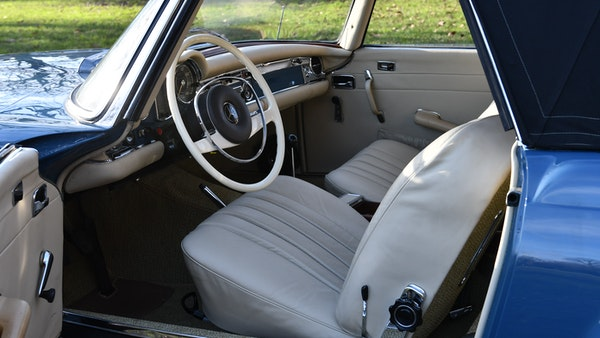 1968 Mercedes-Benz 280 SL Pagoda For Sale (picture 26 of 107)
