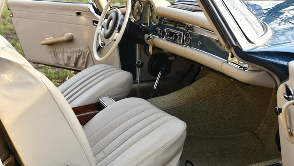 1968 Mercedes-Benz 280 SL Pagoda For Sale (picture 27 of 107)