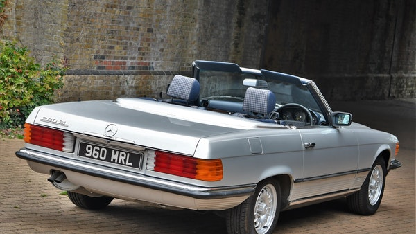 1983 Mercedes-Benz 280 SL For Sale (picture 24 of 175)