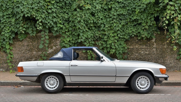 1983 Mercedes-Benz 280 SL For Sale (picture 12 of 175)