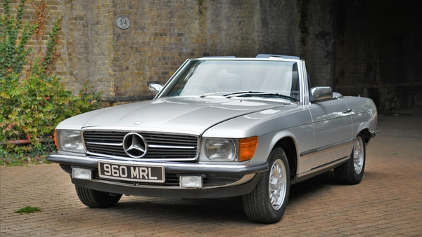 1983 Mercedes-Benz 280 SL For Sale (picture 21 of 175)