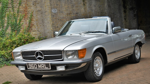 1983 Mercedes-Benz 280 SL For Sale (picture 20 of 175)