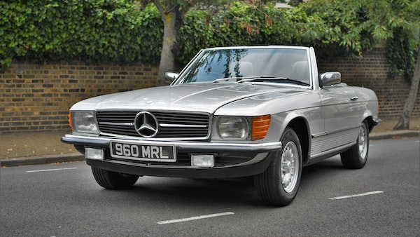 1983 Mercedes-Benz 280 SL For Sale (picture 34 of 175)