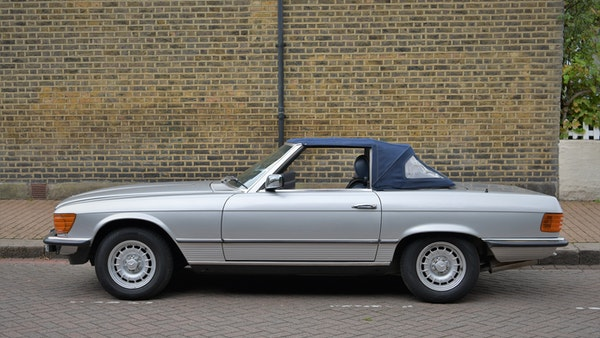 1983 Mercedes-Benz 280 SL For Sale (picture 11 of 175)