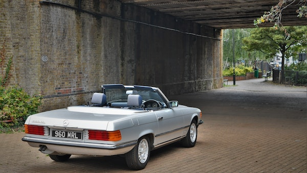 1983 Mercedes-Benz 280 SL For Sale (picture 25 of 175)