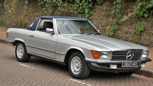 1983 Mercedes-Benz 280 SL For Sale (picture 16 of 175)