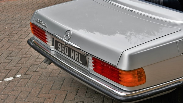 1983 Mercedes-Benz 280 SL For Sale (picture 88 of 175)