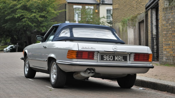 1983 Mercedes-Benz 280 SL For Sale (picture 18 of 175)