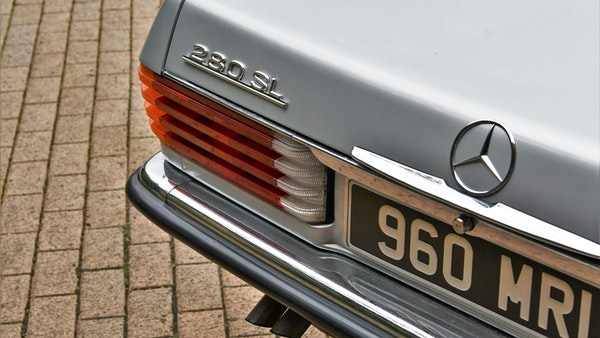 1983 Mercedes-Benz 280 SL For Sale (picture 97 of 175)