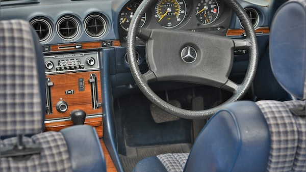 1983 Mercedes-Benz 280 SL For Sale (picture 39 of 175)