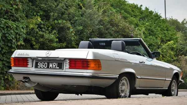 1983 Mercedes-Benz 280 SL For Sale (picture 7 of 175)