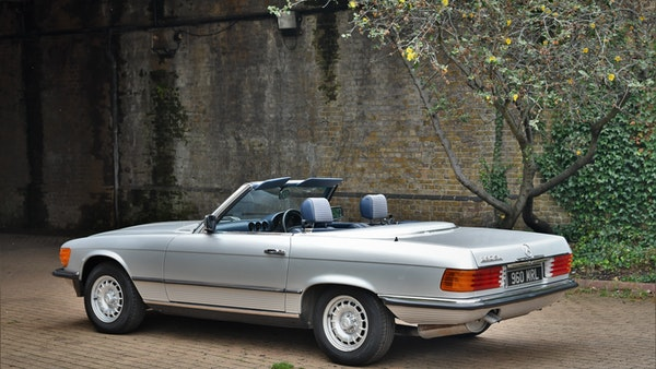 1983 Mercedes-Benz 280 SL For Sale (picture 26 of 175)
