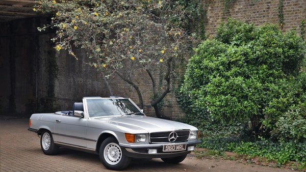 1983 Mercedes-Benz 280 SL For Sale (picture 27 of 175)