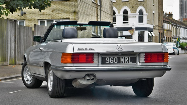 1983 Mercedes-Benz 280 SL For Sale (picture 32 of 175)