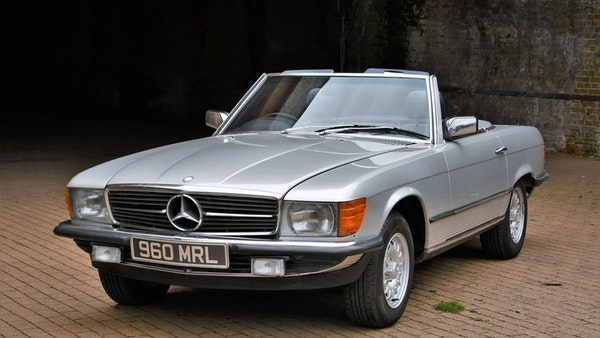1983 Mercedes-Benz 280 SL For Sale (picture 1 of 175)
