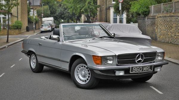 1983 Mercedes-Benz 280 SL For Sale (picture 33 of 175)