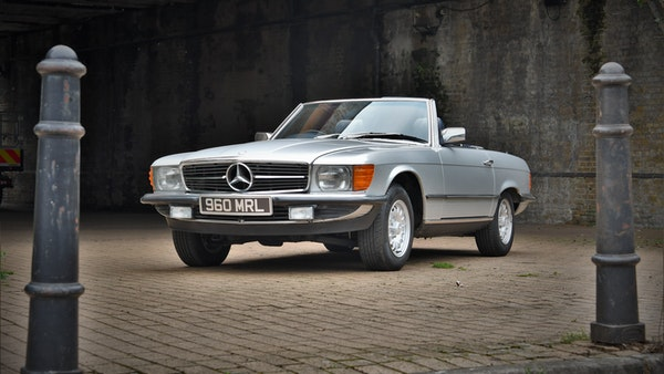 1983 Mercedes-Benz 280 SL For Sale (picture 28 of 175)