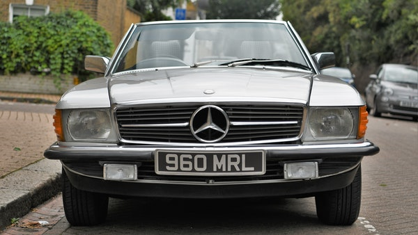 1983 Mercedes-Benz 280 SL For Sale (picture 3 of 175)