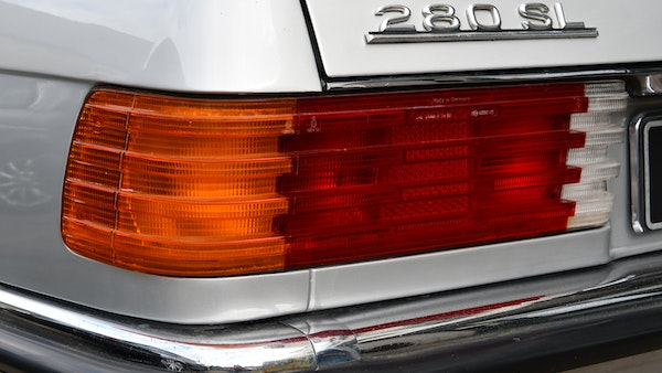 1983 Mercedes-Benz 280 SL For Sale (picture 78 of 175)