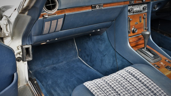 1983 Mercedes-Benz 280 SL For Sale (picture 44 of 175)