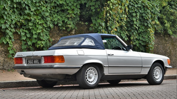 1983 Mercedes-Benz 280 SL For Sale (picture 15 of 175)