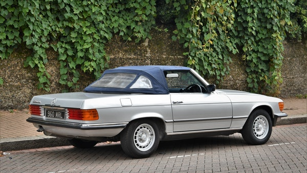 1983 Mercedes-Benz 280 SL For Sale (picture 14 of 175)