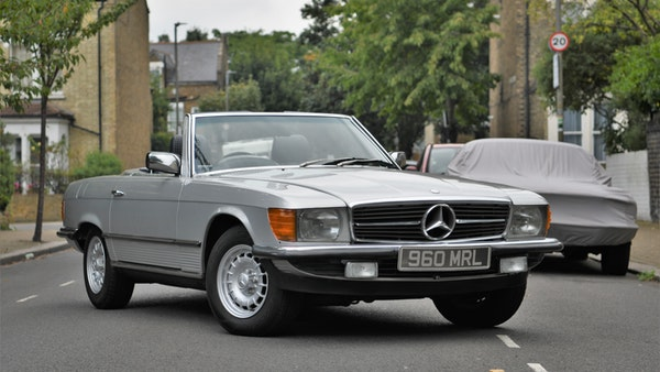 1983 Mercedes-Benz 280 SL For Sale (picture 31 of 175)