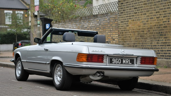 1983 Mercedes-Benz 280 SL For Sale (picture 5 of 175)