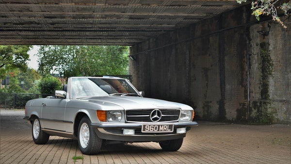 1983 Mercedes-Benz 280 SL For Sale (picture 23 of 175)