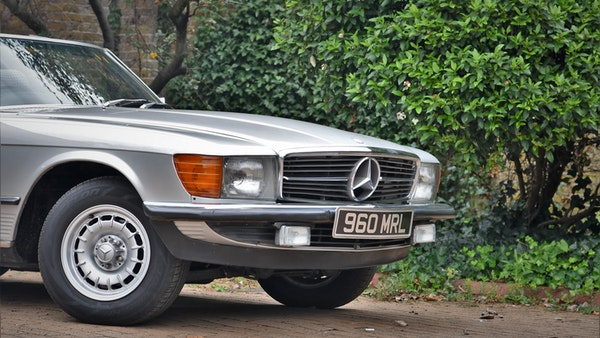 1983 Mercedes-Benz 280 SL For Sale (picture 96 of 175)