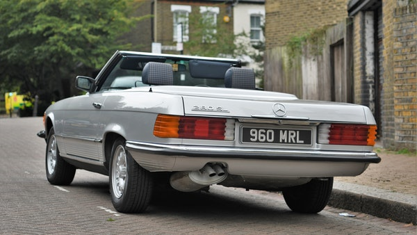 1983 Mercedes-Benz 280 SL For Sale (picture 19 of 175)