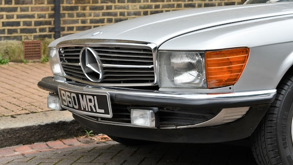1983 Mercedes-Benz 280 SL For Sale (picture 86 of 175)
