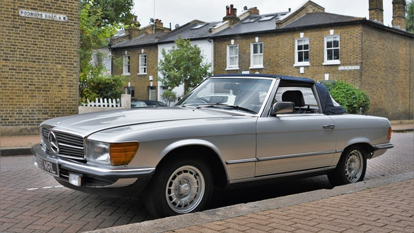 1983 Mercedes-Benz 280 SL For Sale (picture 17 of 175)