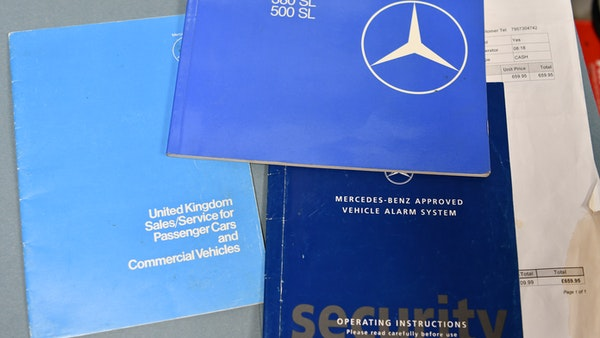 1983 Mercedes-Benz 280 SL For Sale (picture 146 of 175)