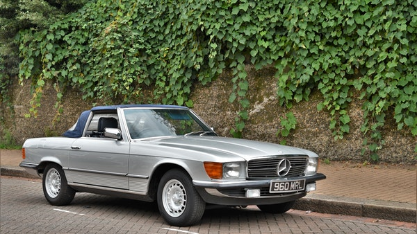 1983 Mercedes-Benz 280 SL For Sale (picture 13 of 175)