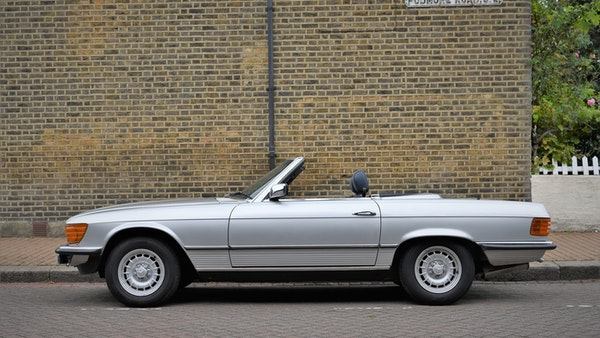 1983 Mercedes-Benz 280 SL For Sale (picture 8 of 175)