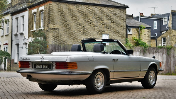 1983 Mercedes-Benz 280 SL For Sale (picture 30 of 175)