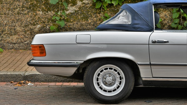 1983 Mercedes-Benz 280 SL For Sale (picture 92 of 175)