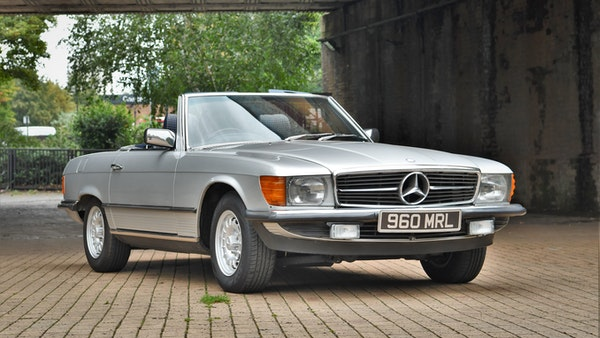 1983 Mercedes-Benz 280 SL For Sale (picture 22 of 175)