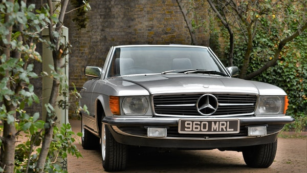 1983 Mercedes-Benz 280 SL For Sale (picture 29 of 175)