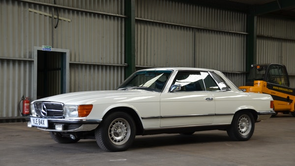 1975 Mercedes 280 SLC For Sale (picture 9 of 124)